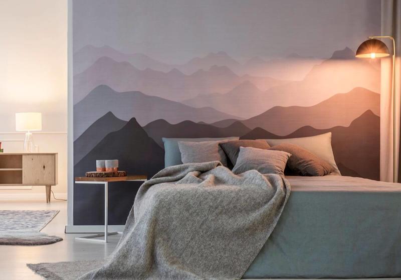 usar iluminação para decorar quarto